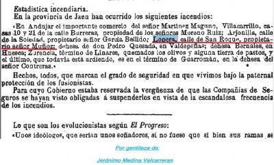 II Aportación Histórica sobre Lopera.